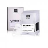 Martiderm Platinum Mascarilla Facial Whitening 5 Unidades