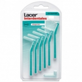 Lacer Interdental Brush Lacer Green Extrathin 0.6 mm