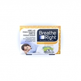 Breathe Right Junior Nasal Strips 10 Units