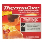 Thermacare Heatwraps Neck Wrist And Shoulder 6 Units
