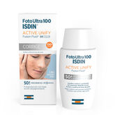 Isdin Fotoultra 100 Active Unify Fusion Fluid Spf50+ 50ml