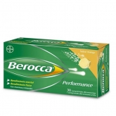 Berocca Performance 30 Effervescent Tablets Mango