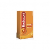 Redoxon Vitamina C  30 Effervescent Tablets Orange
