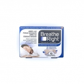 Breathe Right Tiras Nasales Grandes 10 Unidades