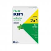 Kin Fluorkin  Bain De Bouche 2x500ml