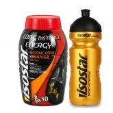 Isostar Long Energy Isotonic Drink Orange Flavour 790g +