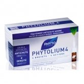 Phytolium 4 Energizing Botanical Concentrate Thinnig Hair, Chronic and Severe 12x3.5ml
