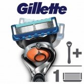 Gilette Fusion Proglide Manual Razor With Flexball Technology