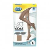 Scholl Compression Tights 20 Den Size S Skin Color