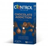 Control Chocolate Adiction 12 Units