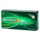 Berocca Boost 30 Effervescent Tablets Guarana