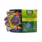 Relec Bracelet Click Clack Superman Set 3 Pieces